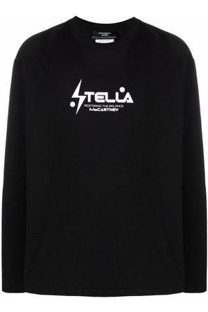 Stella McCartney Long Sleeve - Restoring The Balance long-sleeve T-shirt