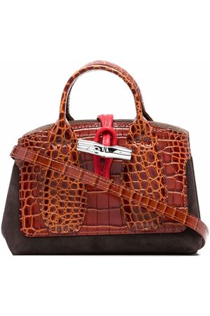 Longchamp Women Tote Bags - Mini Roseau Frame bag