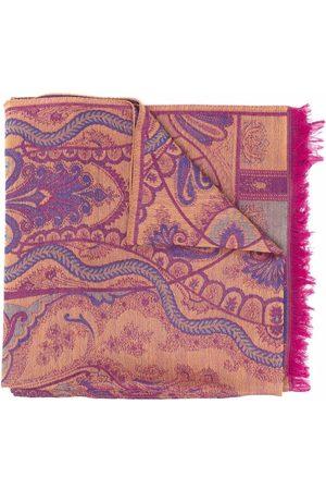 ETRO Women Scarves - Paisley-print scarf