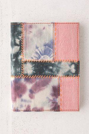 Urban Renewal One-Of-A-Kind Tie-Dye Journal
