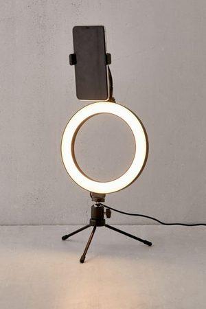 Brilliant Ideas Rings - Desktop Vlogging Ring Light