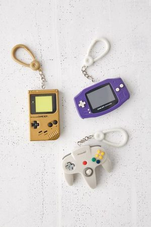Urban Outfitters Nintendo Console Keychain