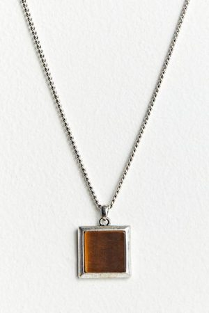 Urban Outfitters Men Necklaces - Justin Pendant Necklace