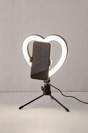 Brilliant Ideas Rings - Heart-Shaped Vlogging Ring Light