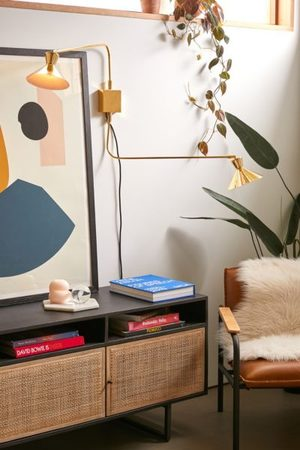 Urban Outfitters Chelsea Double Sconce