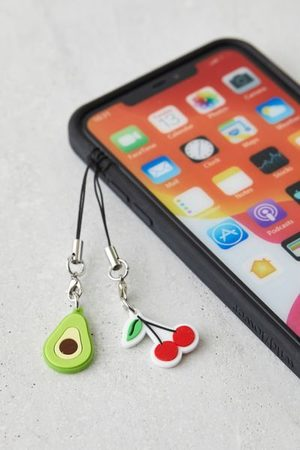 Urban Outfitters Phone Charm Set
