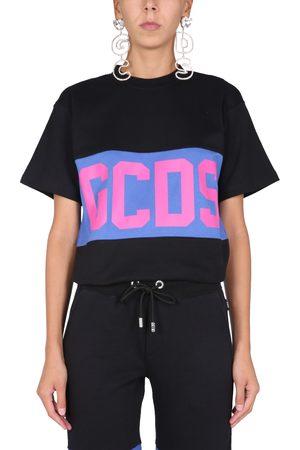 GCDS Crew neck t-shirt