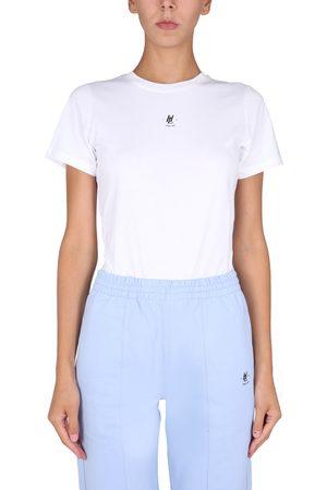 "Helmut Lang T-shirt ""baby"" con mini logo"
