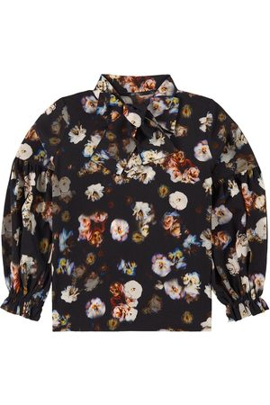 CHRISTINA ROHDE Floral Blouse - 5 Years - - Blouses