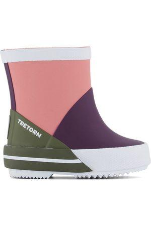 Tretorn Kids - Blackberry Arild Rubber Boots - 19 EU - - Wellingtons