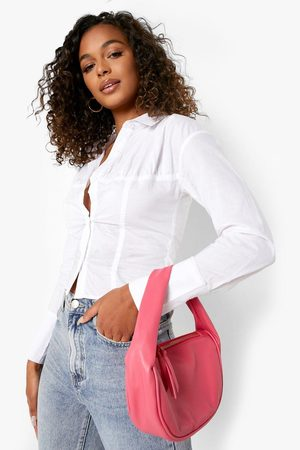 Boohoo Womens Slouchy Shoulder Bag - - One Size