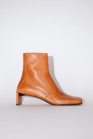 Acne Studios FN-WN-SHOE000471 Leather ankle boots