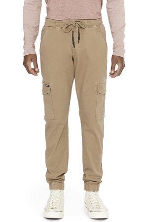 Buffalo David Bitton Men Cargo Pants - RELAXED TAPERED BEN Cargo Pants
