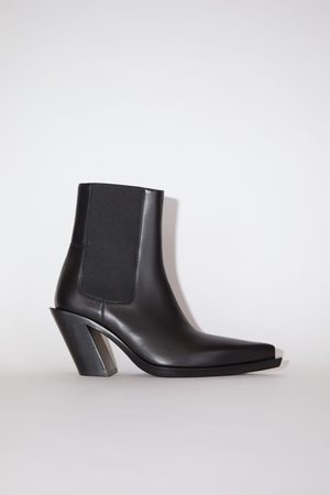 Acne Studios FN-WN-SHOE000485 Leather ankle boots