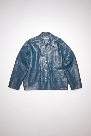 Acne Studios FN-MN-LEAT000163 Leather jacket