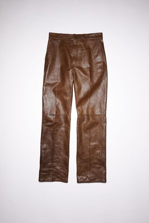 Acne Studios FN-MN-TROU000534 Leather trousers