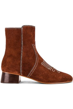 See by Chloé Lizzi Bootie in Cognac.