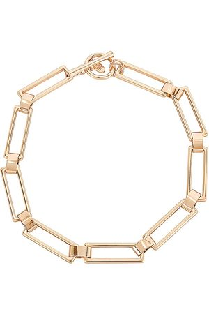 8 Other Reasons X Sofia Richie Link Statement Necklace in Metallic .