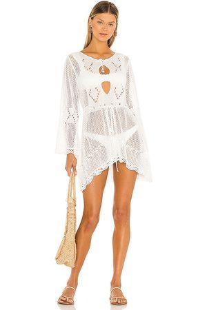 SNDYS Jade Crochet Dress in .
