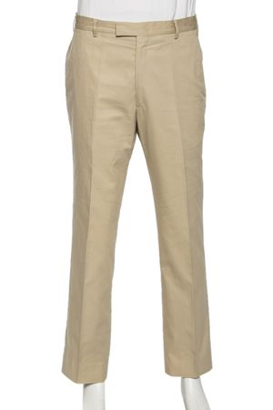VALENTINO Men Formal Pants - Light Cotton Formal Pants L