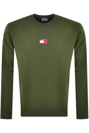 Tommy Jeans Logo Badge Sweatshirt
