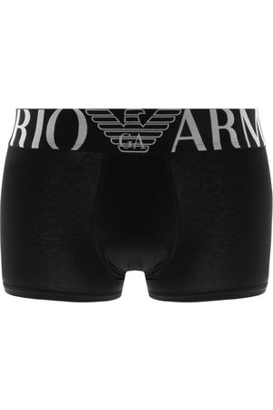 Armani Men Socks - Emporio Underwear Stretch Trunks