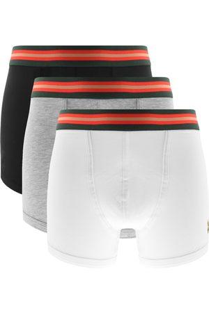 Luke 1977 Underwear 3 Pack Boxer Trunks