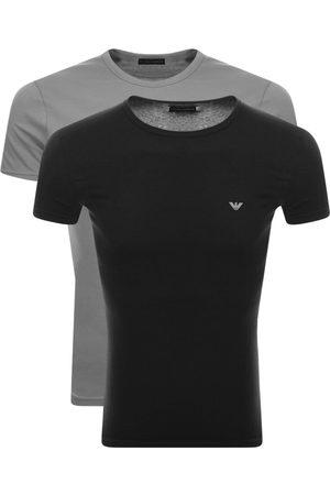 Armani Emporio 2 Pack Lounge T Shirts