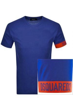 Dsquared2 Logo Sleeve T Shirt