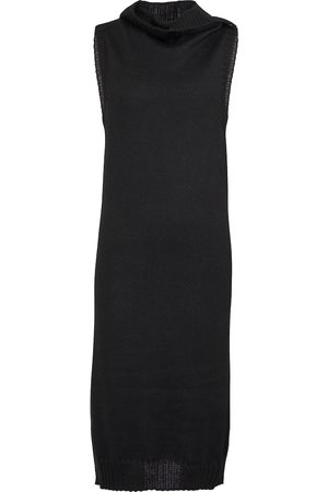 Ann Demeulemeester Women Knitted Dresses - Alice alpaca, wool and cashmere knit minidress