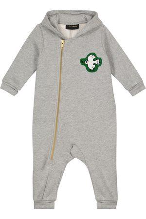 Mini Rodini Baby peace dove cotton onesie