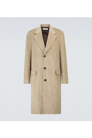 OUR LEGACY Dolphin single-breasted coat