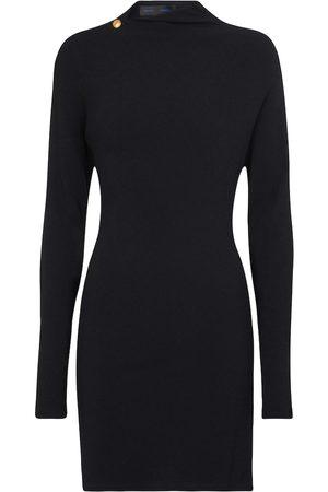 Proenza Schouler Stretch-jersey minidress