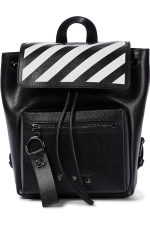 Off-White Diag leather backpack