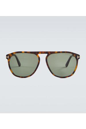 Tom Ford Jasper acetate sunglasses