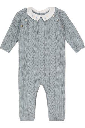 Tartine et Chocolat Rompers - Baby cotton, silk and cashmere onesie