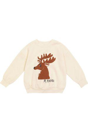 Mini Rodini Deer printed sweatshirt