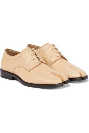 Maison Margiela Women Formal Shoes - Tabi leather Derby shoes