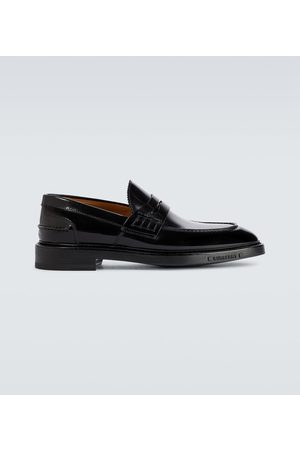 Burberry Elkerton leather loafers