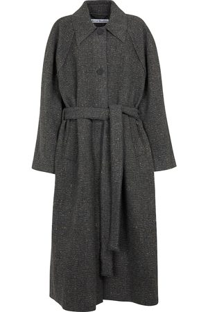 Acne Studios Wool-blend trench coat
