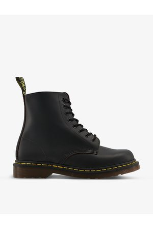 Dr. Martens Men Lace-up Boots - 1460 8-eye leather boots