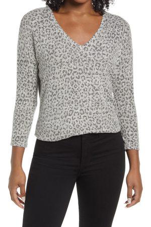 Bobeau Women Tops - Women's Cozy Shirttail Top