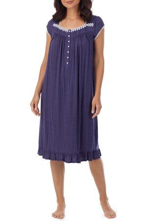Eileen West Women's Waltz Cap Sleeve Nightgown