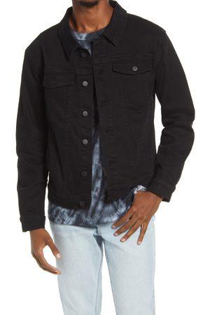 BP. Men's Denim Trucker Jacket