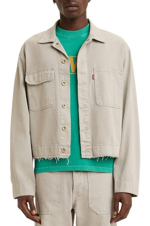 Levi's Men's Half-All Trucker Jacket