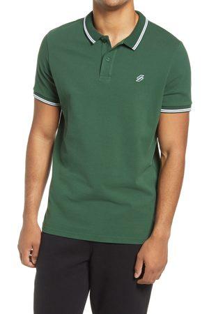 Superdry Men Polo Shirts - Men's Men's Code Polo Shirt