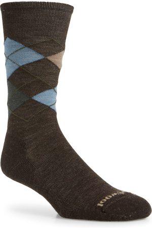 Smartwool Men's Everyday Diamond Jim Crew Socks