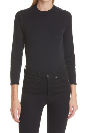 Ba & sh Women's Monia Three-Quarter Sleeve Bodysuit