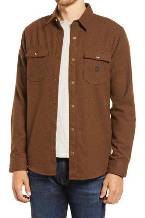 Roark Revival Men's Nordsman Snap Front Shirt
