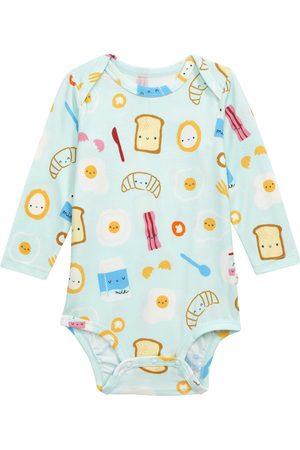 Loulou Lollipop Infant Boy's Kids' Long Sleeve Bodysuit
